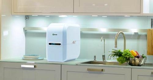 Gia đình có thể tiết kiệm chi phí với máy lọc nước hiện đại.