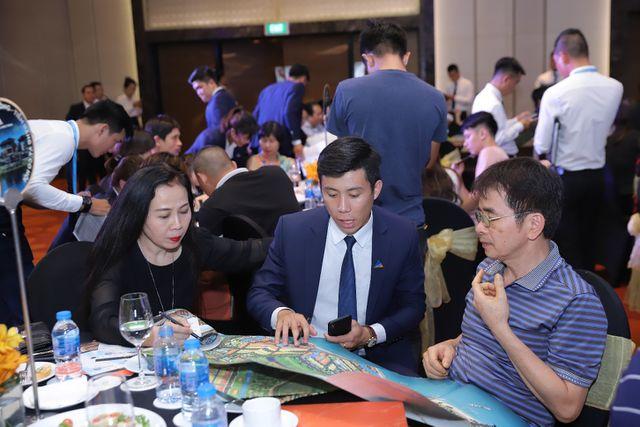 Ấn tượng lễ mở bán dự án bất động sản ven sông Quảng Bình - 3