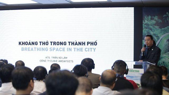 CUBIC Architects: Việt Nam đang thiếu những khoảng thở xanh cho phố - 2