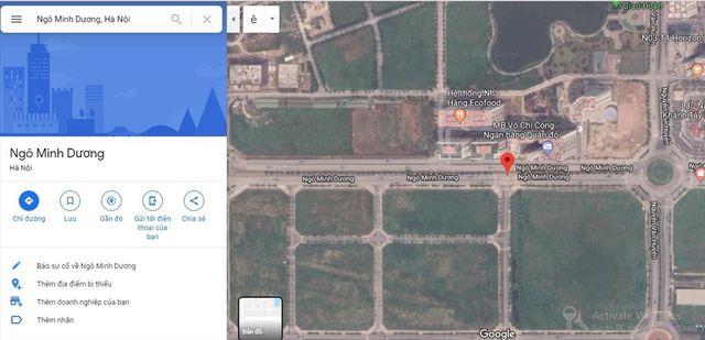 Kỳ lạ: Đường mới mở ở Hà Nội bỗng dưng có tên...Ngô Minh Dương - 6