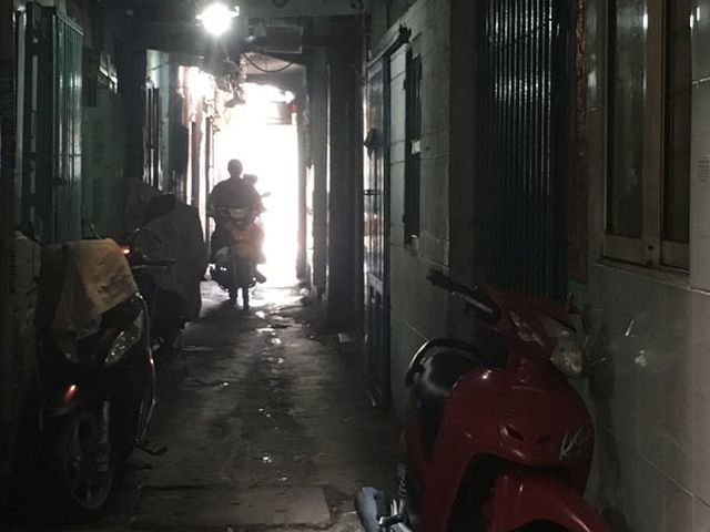 Cảnh khó tin trong gần 600 căn nhà tí hon giữa trung tâm Sài Gòn - 2