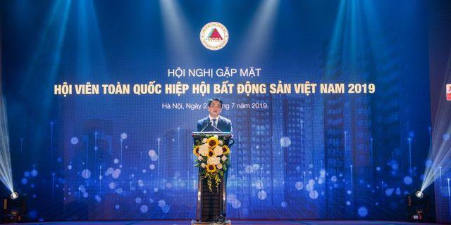 Chủ tịch Hà Nội Nguyễn Đức Chung: Thị trường bất động sản Hà Nội còn dư địa rất lớn - 1