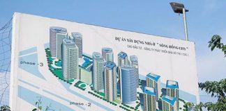"""Siêu dự án tỷ đô Sông Hồng City: Hơn 2 thập kỷ vẫn """"bất động"""", vì sao? - 1"""