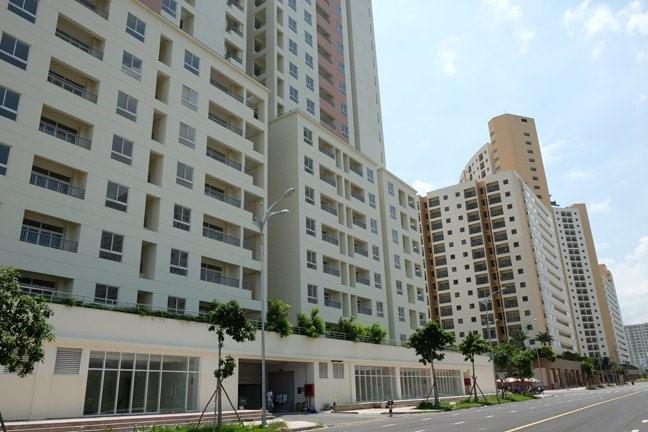 Nguồn cung căn hộ tầm trung ngày càng khan hiếm (nguồn từ internet)
