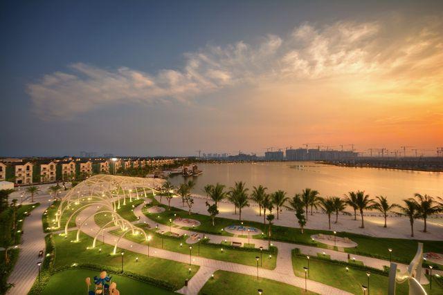 """Ra mắt tòa căn hộ S1.02 – Trung tâm """"bộ ba ánh sáng"""" Vinhomes Ocean Park - 2"""