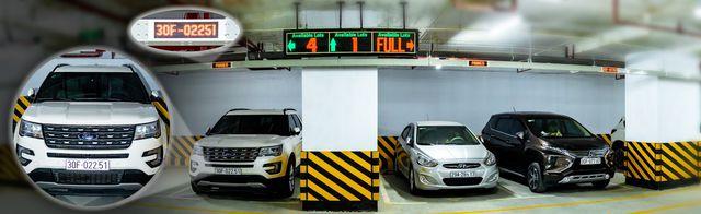 Đột nhập bãi đỗ xe ấn tượng nhất Việt Nam, nhiều chức năng lần đầu tiên xuất hiện - 1