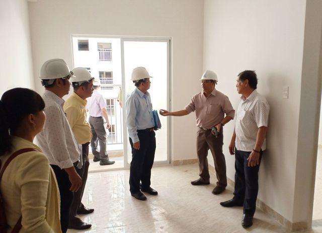 Phó Chủ tịch Khánh Hòa thị sát dự án Hoàng Quân Nha Trang sau nhiều lần cư dân đòi nhà - 2