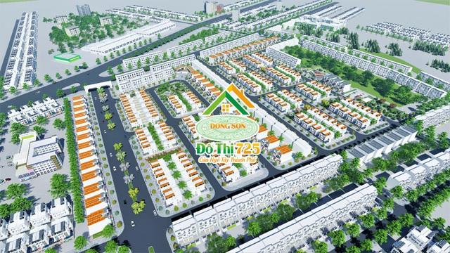 Sau dịch, Nhà đầu tư đổ về vùng ven thành phố Thanh Hóa - 1