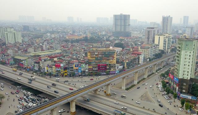 Vinaconex đề xuất xây mới 6 toà chung cư, cao nhất 50 tầng tại khu tập thể cũ - 1