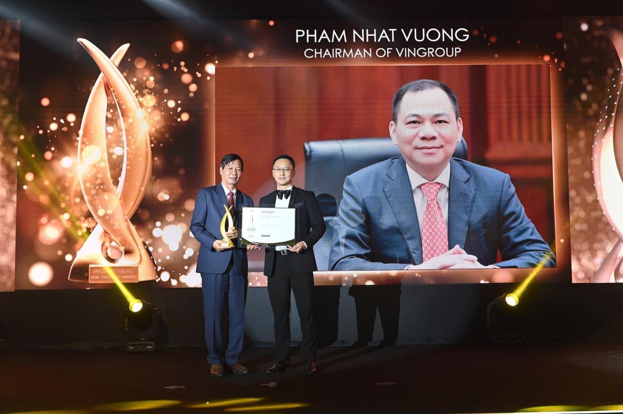 Phạm Nhật Vượng - Nhân vật có đóng góp tiêu biểu cho sự phát triển của BĐS tại Việt Nam